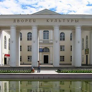 Дворцы и дома культуры Омутинского