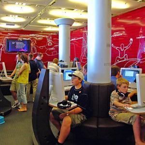 Интернет-кафе Омутинского