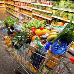 Магазины продуктов Омутинского