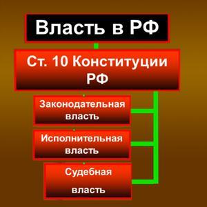 Органы власти Омутинского