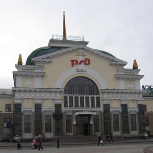 Железнодорожные вокзалы Омутинского